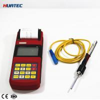 Wholesale 3 Inch LCD,or LED Display, High precision portable hardness tester RHL160, Mutifunction  Portable Hardness Tester from china suppliers