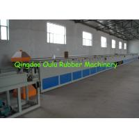 Wholesale Non Toxic Rubber Sealing Strip Machine / EPDM Strip Rubber Extrusion Machine from china suppliers