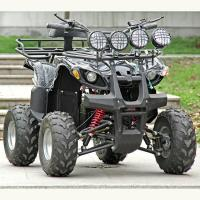 Wholesale Electric Atv Quad Bike 1500W / 2000W DC Brushless Motor With Four Bright Lights from china suppliers