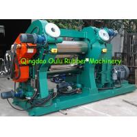 Wholesale Rubber Making Machine 3 Roll Calander For 0.2mm Thickness Rubber Sheet from china suppliers