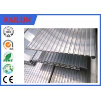 Wholesale 6063 T5 Extrusion Waterproof Aluminum Decking Flat Board with Interlocking Groove from china suppliers