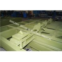 Wholesale Straight Platform Multi Purpose Trailer Green 8 Tons For Factory Transport from china suppliers