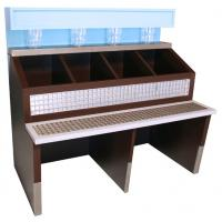 Wholesale power tools display,Wooden Cosmetic Display Stand, Wooden Floor Cosmetic Display Stand from china suppliers