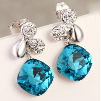 Wholesale Ref No.:406044 River Flowers Earring european jewellery website buy jewelry online from china suppliers