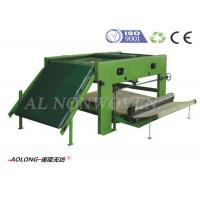 Quality Non Woven Fiber Cross Lapper Machine Spreading 4000mm 380V 50Hz for sale