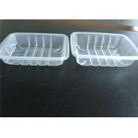 Wholesale Stackable Disposable PP Food Tray Packaging For Fruits And Vegetables from china suppliers