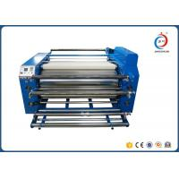 Wholesale Roller To Roller Sublimation Heat Transfer Press Machine Automatic Fabric Calender from china suppliers