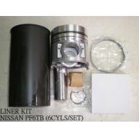 Buy cheap NISSAN PF6 LINER PISTON RING KIT from wholesalers
