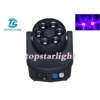 Buy cheap DMX512 18CH RGBW 4in1 LED Moving Head Light For DJ Disco Stage from wholesalers