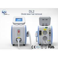 Wholesale 125J/cm2 Microchannel Cooling Diode Laser Hair Removal Permanent Painless from china suppliers