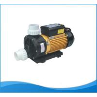 Wholesale 1HP/0.75KW Electric Motor Water Pump 300L/Min Max Flow For Hydro Spa , 10M Max Head from china suppliers
