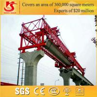 Wholesale 2015 Heavy Load Bridge Girder Launching Gantry Crane from china suppliers