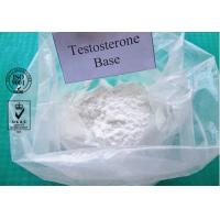 Wholesale Growth Hormone Testosterone Anabolic Steroid , CAS 58-22-0 Testosterone Based Steroids from china suppliers