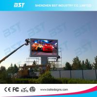 Wholesale P6 Full Color Large Outdoor Advertising LED Display Video High Resolution from china suppliers