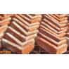 Buy cheap Corner Brick, Old Red Brick Slices, Brick Veneer. from wholesalers