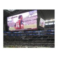 Wholesale Large stadium cabinet screen  P8 outdoor  full colour  Led display  for advertising  usage football scoreboard from china suppliers