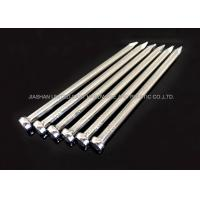 Wholesale Bright Finish Nails Headless Brad Nails Diamond Point Smooth Thin Shank For Trim from china suppliers