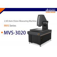 Wholesale Auto Focus 2.5D Auto Vision Measuring Machine MVS Series , MVS-3020 from china suppliers