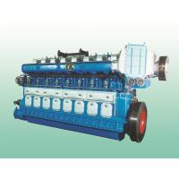 Wholesale 1000KW - 2000KW HFO diesel oil  gas Fired Power Generating Sets to the Small Shops / Power Plant from china suppliers