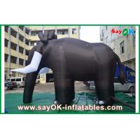 Buy cheap Big Elephant Inflatable Cartoon Characters Blower For Ourterdoor Customized from wholesalers