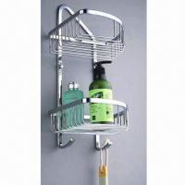 Brass bathroom rack bathroom fittings accessories with - Chrome plated brass bathroom accessories ...