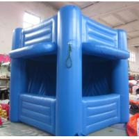 Wholesale Blue Oxford Cloth Outdoor Promotion Inflatable Advertisement Booth from china suppliers