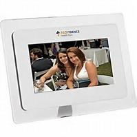 Wholesale 7 Inch Digital Photo Frame With Remote Control 800 x 480 Resolution from china suppliers