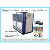 Wholesale Low Noise 65KW 18 Tons Industrial Air Cooled Recirculating Water Chiller for Plastic Injection Machine from china suppliers