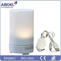 Wholesale 50ml Mini LED Ultrasonic Aroma Diffuser from china suppliers