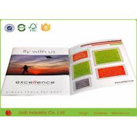 Wholesale Graphic Art Custom Magazine Printing , Full Color Professional Brochure Printing from china suppliers
