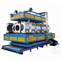 Wholesale HDPE / PVC / PP Vertical  And Horizontal Pipe Extrusion Line Double Wall Corrugated from china suppliers