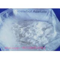 Quality White Powder 4-Chlorotestosterone Acetate For Body Building Steroid Cas 855-19-6 for sale