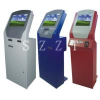 Quality Interactive Information Kiosk ZT2880 Free Standing / Lobby Windows 7 Information for sale