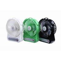 Wholesale mini fan Portable Rechargeable Lithium Battery Fan,cooling fan with 3 gears super wind from china suppliers