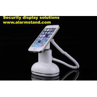 Quality tablet security alarm magnetic display holders for mobile phone retail stores for sale