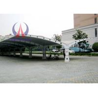Wholesale Lightweight Tensile Car Parking Structure For Bicycle Knock Down Type from china suppliers