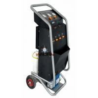 Wholesale 2 Wheel Oil Less Refrigerant Recovery Unit with 1L Vacuum Pump Manual Operation from china suppliers