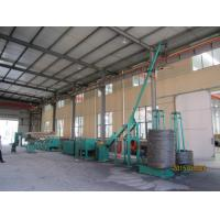 Wholesale 2.2kw Mechanical Wire Descaling Machine With Row Brushes For Steel Wire Surface Cleaning from china suppliers