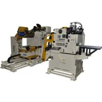 Wholesale Hard Alloy Stamping Cubic Hydraulic Press NC Leveller Feeder / Pipe Polishing Machine from china suppliers