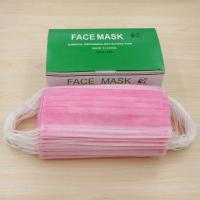 Quality Non woven Disposable Face Mask / Surgical Face Mask (Ear-loop or Tie-On) for sale