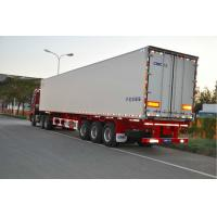 China Custom Mobile Refrigerated Cargo Trailer Commercial Refrigerated Trucks on sale