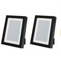 China Ribba 5x7 Picture Frame. Black. Set of 2 on sale