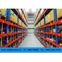 Wholesale Steel Heavy Duty Storage Racks For Warehouse 800-6,000 Kgs / Beam Level from china suppliers