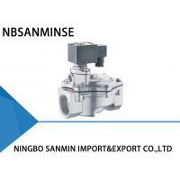 """Wholesale Clean Air Pulse Valve Dustproof Inline Type Diameter 1 - 1 / 4 """" ISO9001 Certification ASCO Type from china suppliers"""