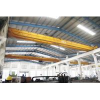 Wholesale LH Double Girder Electric Overhead Crane with Electric Hoist ,125 / 32t Rated Capacity from china suppliers