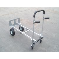 Wholesale Foldable Hand Trolley (HT1864 TRUCK GARDEN TOOL CART WHEELBARROW RUBBER WHEEL TUBE from china suppliers