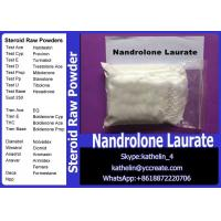 Wholesale Steroid Raw Powder Nandrolone Laurate / Laurabolin For Bodybuilding CAS 26490-31-3 from china suppliers