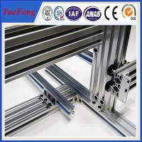 Wholesale Hot! t slot industrial aluminum extrusion profile, large industrial aluminium profile from china suppliers