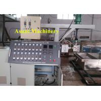 Wholesale PERT Hot Water Plastic Pipe Making Machine 20-45mm Single Screw Extruder from china suppliers
