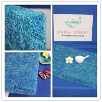 Wholesale Irregular Hole Shape Air Filter Material Koi Pond Filter Pads 30mm Thickness from china suppliers